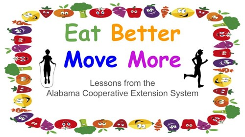 Eat Better Move More