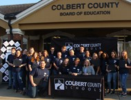 Colbert County Students headed to Northwest Shoals!