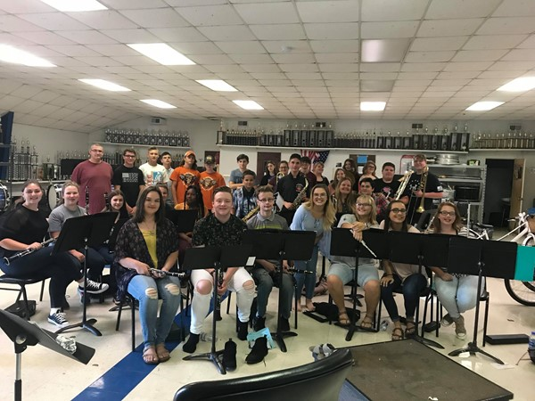 First Block Band 2018