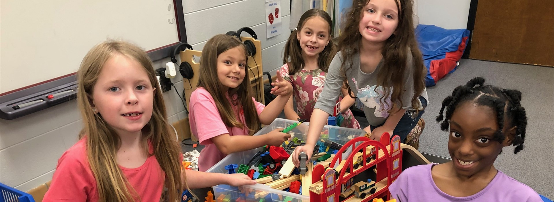 STEM Lego Center