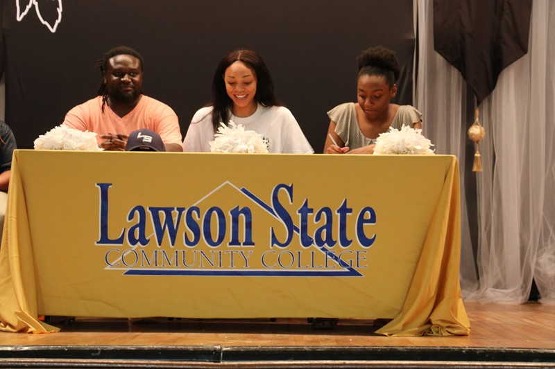 lawson state